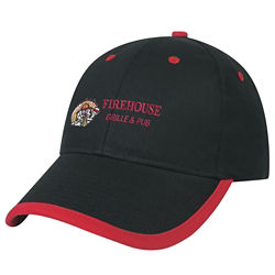 Customized Price Buster Cap with Visor Trim