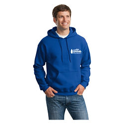 Customized Gildan® DryBlend® 9oz, Pullover Hooded Sweatshirt