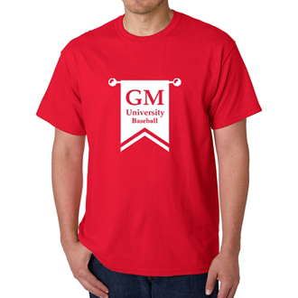 Customized Gildan® Adult Heavy Cotton™ Color T-Shirt