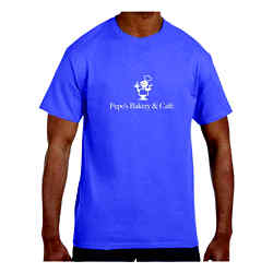 Customized Jerzees® Adult Dri-Power® Active Color T-Shirt