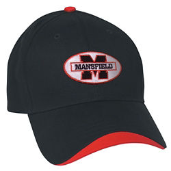 Customized Wave Sandwich Cap - Embroidered