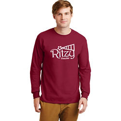 Customized Gildan® Ultra Cotton® 6 oz Long-Sleeve T-Shirt