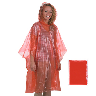 Customized Disposable Poncho