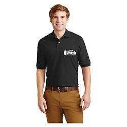 Customized Jerzees®-SpotShield™ 5.6oz Jersey Knit Color Shirt