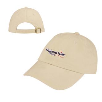 Customized Brushed Cotton Twill Cap
