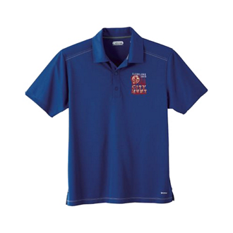 Customized Dunlay Short Sleeve Polo - Men's