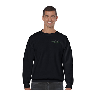 Customized Gildan® Heavy Blend™ Crewneck Sweatshirt-Colors