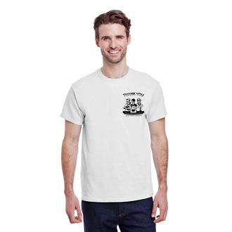 Customized Gildan® Ultra Cotton® T-Shirt-White