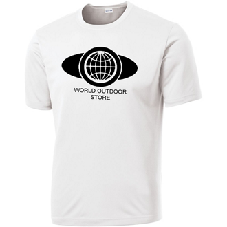 Customized Sport-Tek - PosiCharge Competitor Tee-Wht
