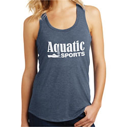 Customized District Made Ladies Perfect Tri Tank-Cls