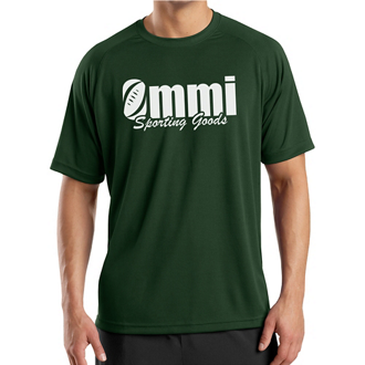 Customized Sport-Tek Dry Zone Short Sleeve Raglan T-Shirt-Cls