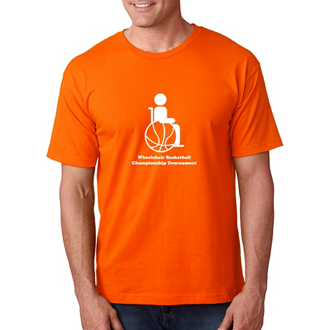 Customized Bayside® Adult SS Tee-Colors