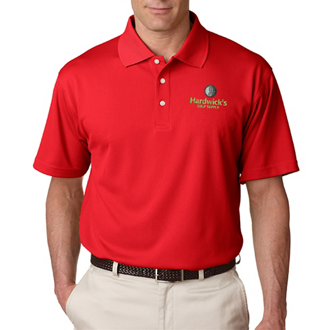 Customized UltraClub® Men's Cool & Dry Performance Polo