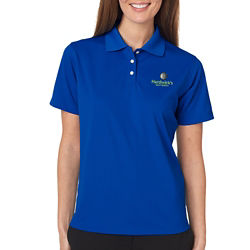 Customized UltraClub® Ladies' Cool & Dry Performance Polo