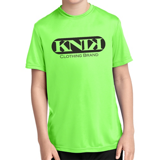 Customized Port & Company® Youth Essential Tee-Colors
