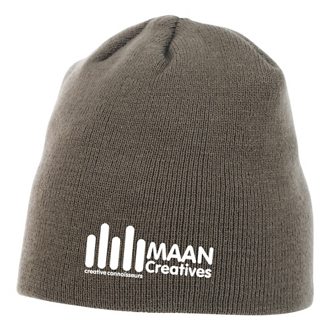 Customized U-Level Knit Beanie