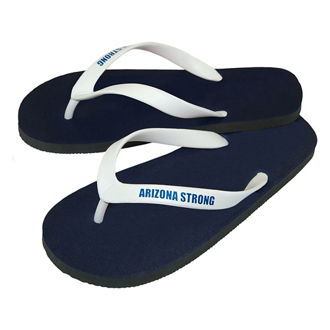 Customized Sunsetter Flip Flop Sandals