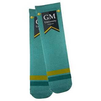 Customized Unisex Socks Medium