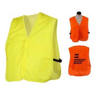 Customized Safety Vest