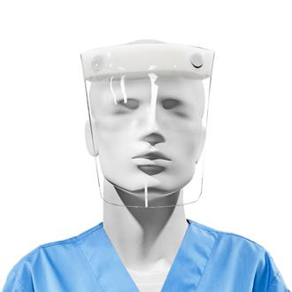 Customized Plastic Face Shield