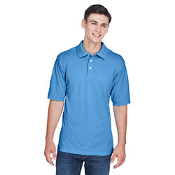 Customized Mens Easy Blend Polo