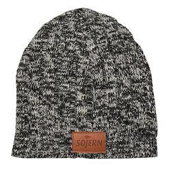 Customized Leeman™ Heathered Knit Beanie