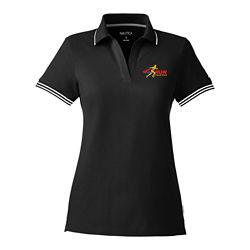 Customized NAUTICA® Ladies' Deck Polo