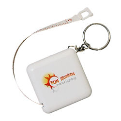 Customized Tape-A-Matic Key Tag