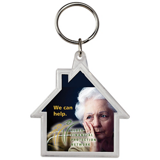 Customized House Key Tag