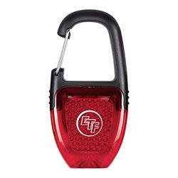 Customized Carabiner LED Reflector Key Light