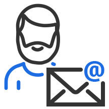 update my account and email preferences