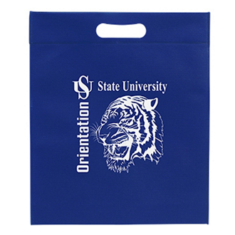 Customized Non Woven Die Cut Handle Bags 13