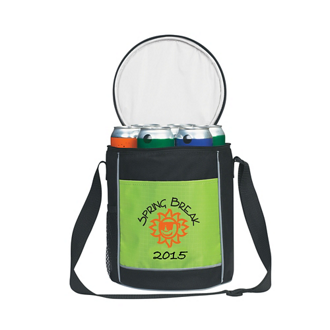 Customized Round Kooler Bag