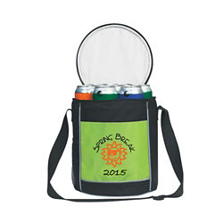 Customized Round Kooler Bag