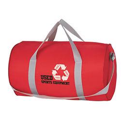 Customized Budget Duffel Bag