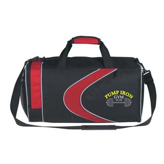 Customized Sports Duffle Bag