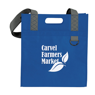 Customized Dual Carry Tote