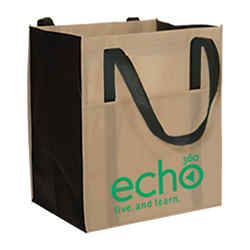 Customized Metro Enviro Shopper Tote