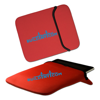 Customized Reversible iPad® Tablet Sleeve