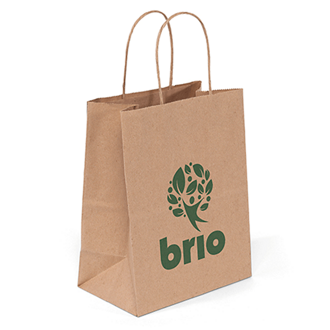 Customized Mini Eco Shopper Bag