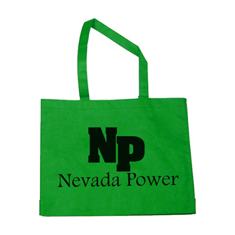 Customized Full Color Non Woven Tote Bag