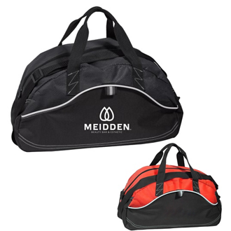 Customized The Streetwise Duffel Bag