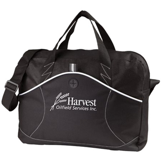 Customized The Wave Messenger Bag