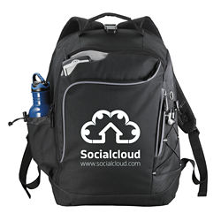 Customized Summit Compu-Backpack