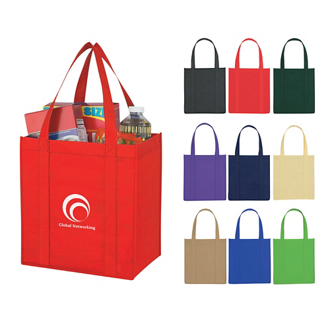 Customized Insulated Shopper Tote