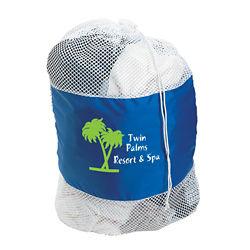 Customized Mesh Laundry Bag