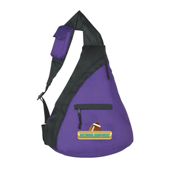 Customized Budget Sling Backpack