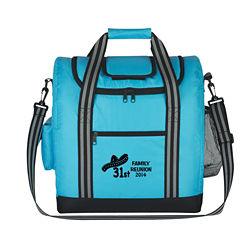 Customized Flip-Top Cooler Bag