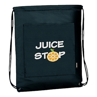 Customized KOOZIE® Drawstring Backpack Kooler