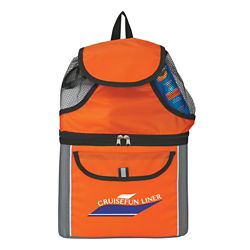 Customized All-In-One Insulated Beach Backpack